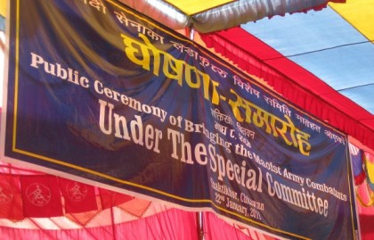Special Committee banner