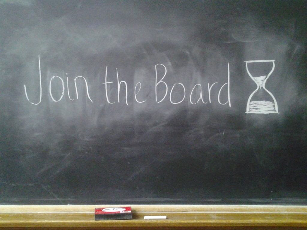 Join the Board
